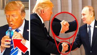 Body Language Secrets Of World Leaders Revealed