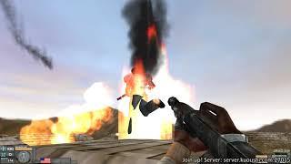 Dead Games Done Together: Desert Crisis