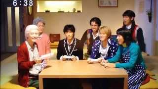 関ジャニ∞CMWiiウィー任天堂Nintendo渋谷すばるSubaruShibutani錦戸亮RyoNishikido大倉忠義TadayoshiOkura