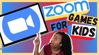 TOP 10 ZOOM GAMES FOR KIDS - GAMES FOR KIDS BIRTHDAY PARTY - GAMES FOR KIDS TO PLAY AT HOME