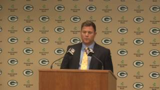 Packers Pick Josh Jones in the 2017 NFL Draft