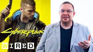 Researcher Breaks Down Cyberpunk Video Games | WIRED