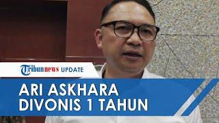 Ari Askhara Terbukti Bersalah soal Penyelundupan Brompton di Garuda, Hakim Jatuhkan Vonis 1 Tahun