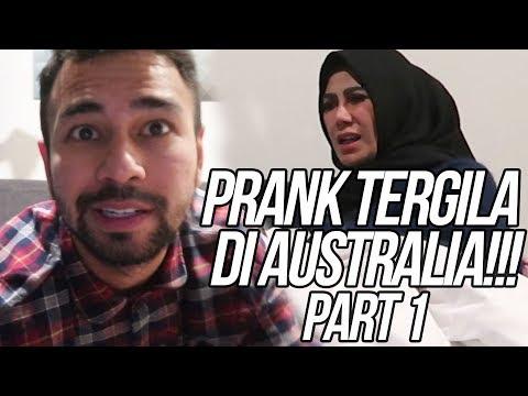 PRANK MAU NIKAH LAGI!!! PART MAMA AMY, DI AUSTRALIA!!