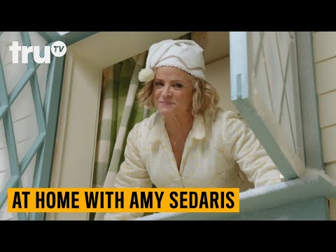 At Home with Amy Sedaris - Amy's Christmas Day Request | truTV