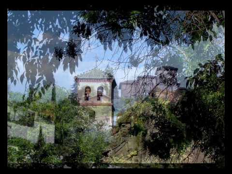 Junto a las aguas del río Darro, Granada -I  // Relato lírico
