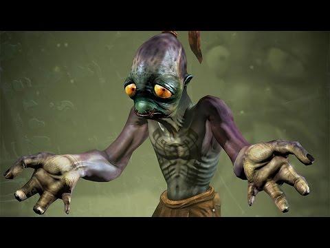 Oddworld : New 'n' Tasty ! Wii U