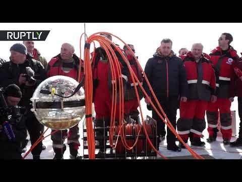 العرب اليوم - شاهد: إطلاق أكبر تلسكوب يعمل تحت الماء في روسيا