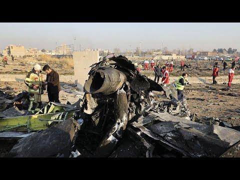 Ιρανικά πυρά έριξαν το ουκρανικό αεροσκάφος, λένε ΗΠΑ και Καναδάς…