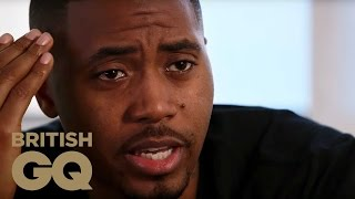 Nas On The History Of Hip Hop Fashion | British GQ