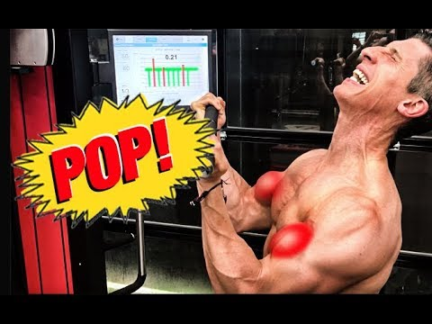 I Thought My BICEPS Were Going to EXPLODE!!