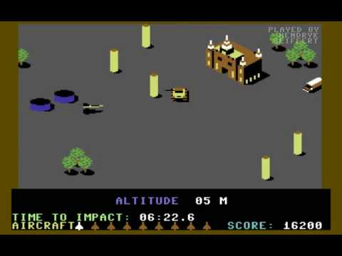 C64 Longplay - Raid Over Moscow (HQ)