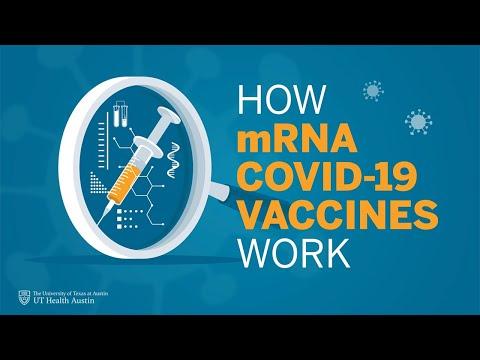 Jak działają szczepionki mRNA na COVID-19?
