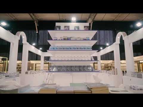 أكبر معرض كتاب في تاريخ المملكة يفتح أبوابه أمام الزوّار اليوم