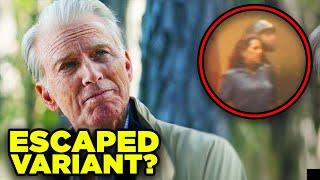 Captain America Endgame Mystery FINALLY Confirmed! Steve & Peggy = VARIANTS?
