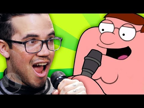 People Sing Cartoon Theme Songs from Memory | Channel Frederator
