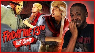 SURVIVAL OF THE FITTEST! SOMEONE HAD TO DIE! - Friday The 13th Gameplay Ep.20