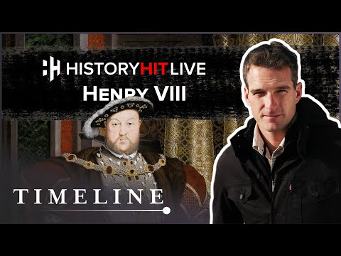 #StayHome and Learn About Henry VIII with Suzannah Lipscomb | History Hit LIVE on Timeline