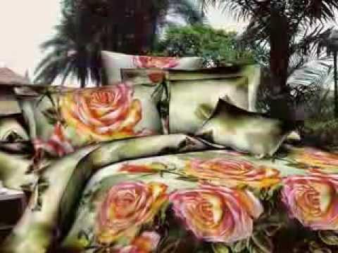 Cotton World - Pościel 3D FSH-833 160x200 10 modeli - www.kupujez.pl
