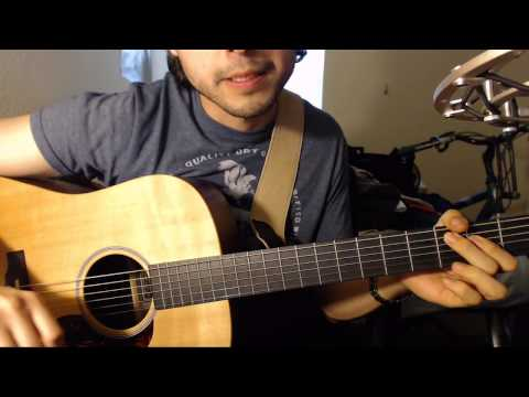 John Mayer - 83 - Guitar Lesson - Chords - How to play - tutorial