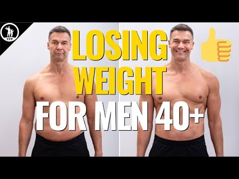 How to Lose Weight Over 40 - The 6 Foundations For Men