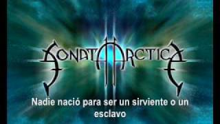 Sonata Arctica - The power of one (Subtitulos en español)