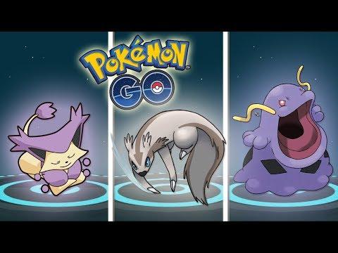 ¡MEJORES EVOLUCIONES 3 GENERACIÓN! GULPIN SKITTY ZIGZAGOON - Pokémon GO [Keibron]