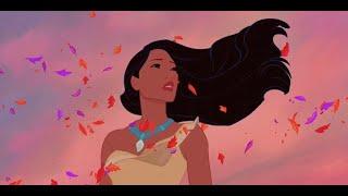 """Pocahontas """"Colors of the Wind"""" Disney Princess Vocal Dub"""