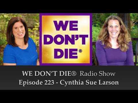 Episode 223 Cynthia Sue Larson