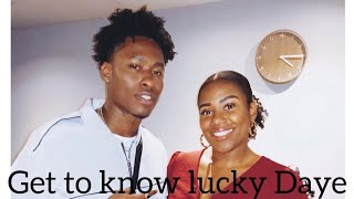 Get to know Lucky Daye| Interview and Performance