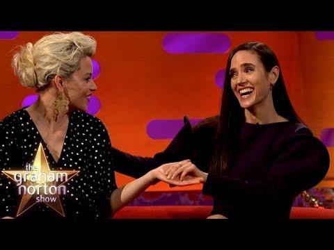 Britská angličtina a hra ideální na rozlučky se svobodou - The Graham Norton Show
