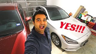 The DEALERSHIP GAVE ME A 2018 GENESIS!!! (With FREE Perks!!)
