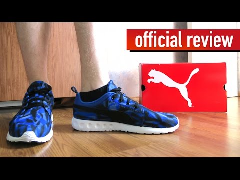 Puma Carson Runner Geo Camo Running Shoes Review
