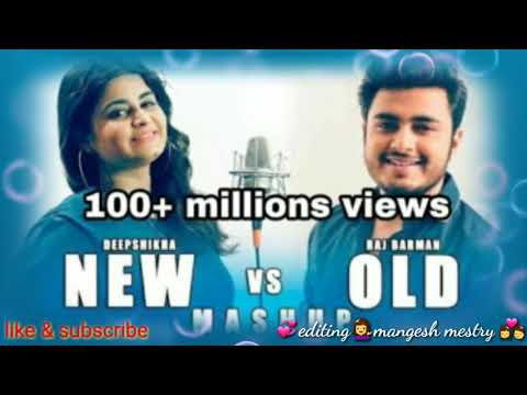 New vs Old 2 Bollywood Songs Mashup Deepshikha feat Raj Barman Bollywood Songs Medley 2018