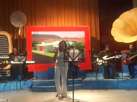 Mage konde nathath - Hasini Gunaratne  live SLBC performance