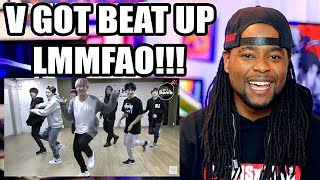 BTS | Wvr of Hormone | Dance Performance (Real WAR ver.) Funny Moments | REACTION!!!