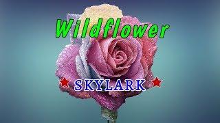 Wildflower   SKYLARK Karaoke HD