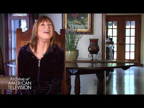 "Geri Jewell on getting cast on ""Deadwood"""