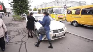 """#44 СтопХам Омск - """"Вы не можете трогать это"""" - """"You can"""