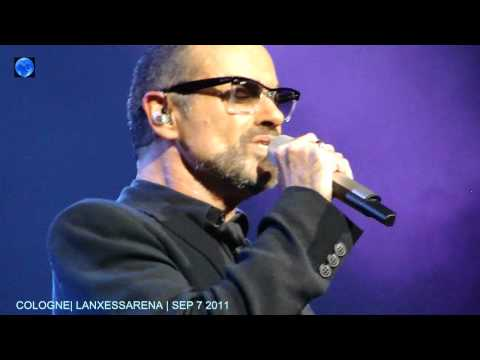 GEORGE MICHAEL I Remember You 07/09/2011 Cologne
