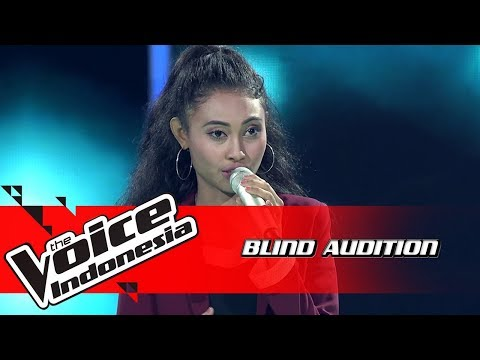 , title : 'Novi - Titanium | Blind Auditions | The Voice Indonesia GTV 2018'