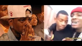 <b>Soulja Boy</b> Gets Confronted In HIS Hood On Instagram Live Gets Ready To Throw Hands W/ Goon