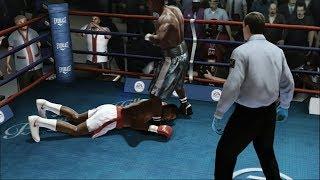Fight Night Champion 3 серия Тяжёлые бои
