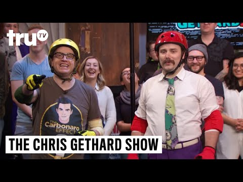 The Chris Gethard Show - Epic No-Budget Obstacle Course | truTV