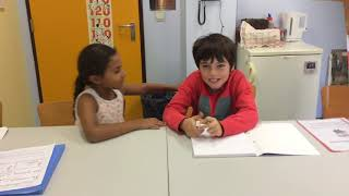 """La vidéo de """"Moi j'adore, la maitresse déteste"""" par les élèves de P3C"""