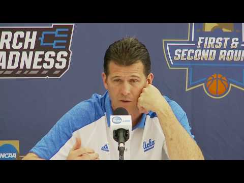 News Conference: UCLA Second Round Preview