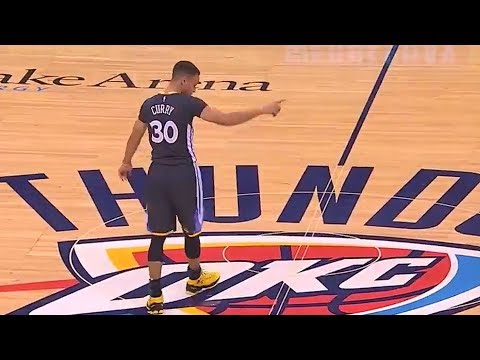 The Game That Stephen Curry Became The Greatest Shooter Of All Time!