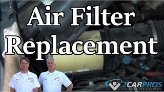 Air Filter Ford Super Duty 2008-2010 Diesel
