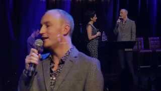 Ashleigh Gray & Stuart Matthew Price sing 'Free' at the Hippodrome on September 10th, 2015