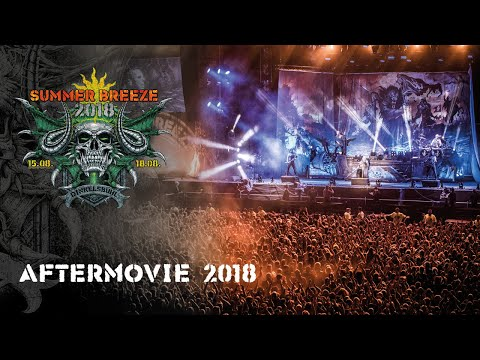 Aftermovie Summer Breeze Open Air 2018